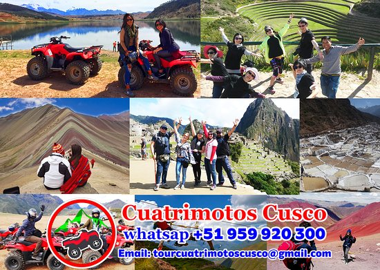 Cuatrimotos Cusco
