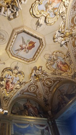 Some pictures in The Pitti Palace