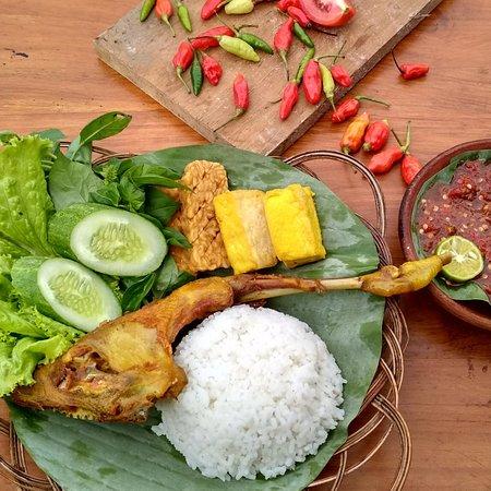 R.M Bina Rasa: Ayam kampung