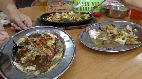 Sungai Besar, Malaysia: Yaw Kee Seafood Restaurant
