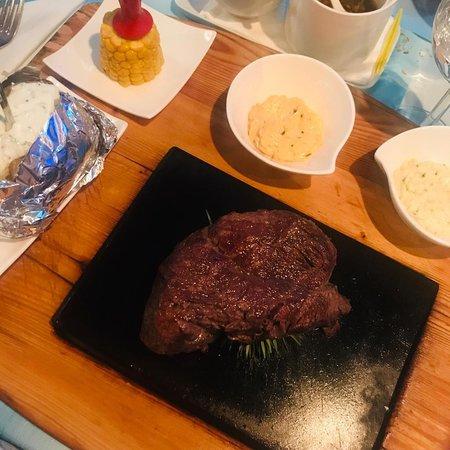 Parrilla Argentina : Superbe viande un régal