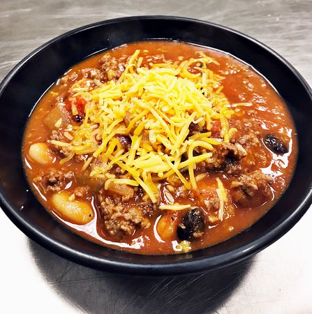 Chili - usually a daily special at least once or twice a week