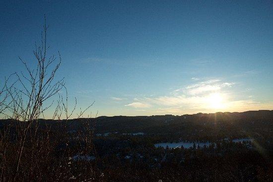 Val Morin, كندا: Parc Régional Val-David / Val-Morin