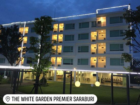 Saraburi Province, Thailand: The White Garden Saraburi