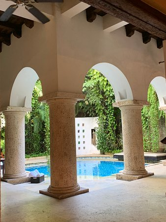 San Pedro Hotel Spa: Pool
