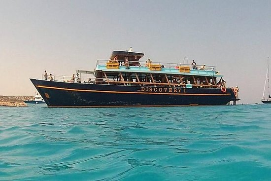 Discovery Sightseeing Boat Trip de...