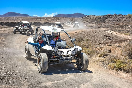 Dune Buggy Fuerteventura Off-Road...