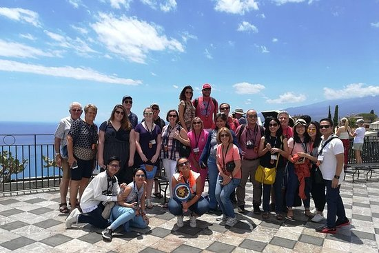 Messina Shore Excursion: Full-Day...