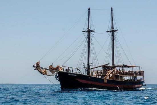 Jolly Roger Pirate Ship Cruise da