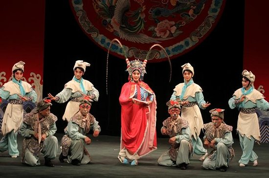 TaipeiEYE Chinese Opera Show Ticket
