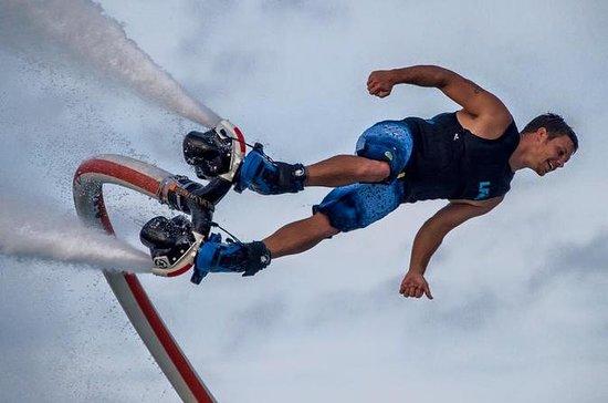 Expérience de Flyboard de Hydroflight