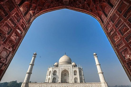 Private Taj Mahal And Agra Fort Day...