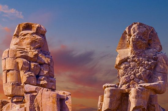 FULL DAY LUXOR TOUR FROM CAIRO BY...