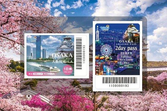 Osaka Amazing Pass [Canjear boleto...