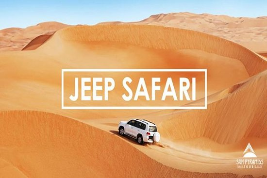 Desert Super Safari by Jeep from...