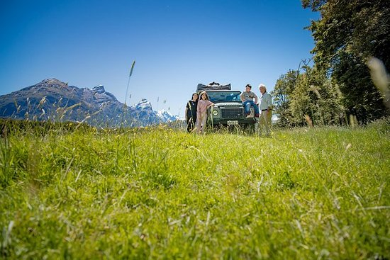 Top & Back - 4WD Tour to Glenorchy...