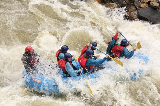 Clear Creek Intermediate Rafting...