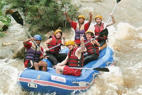 Whitewater Rafting & ATV Adventure...