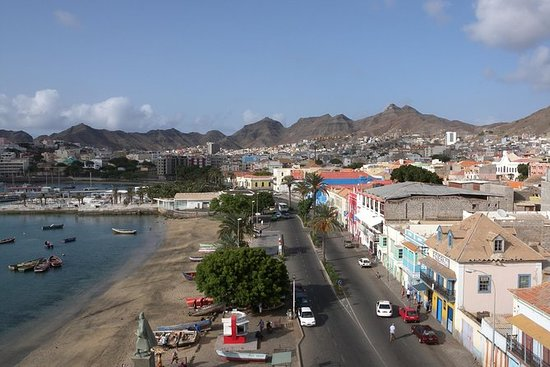 CITY TOUR MINDELO WITHOUT  LUNCH