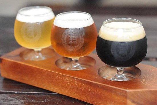 Tour de Cerveja Artesanal Vespa