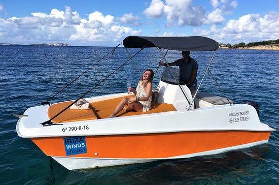 Adventurecat half day tour Boat...