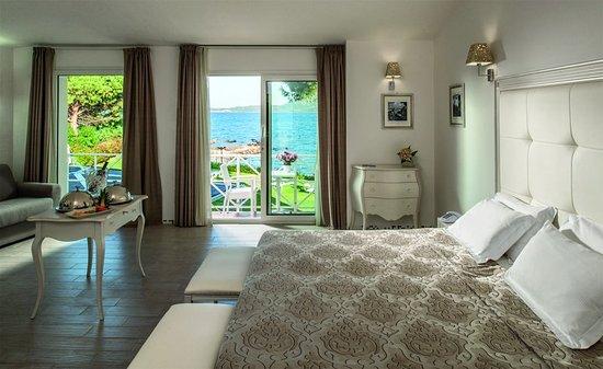 Pittulongu, Italy: Guest room