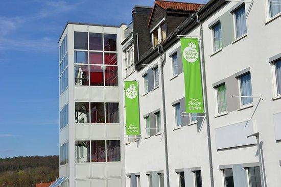Linden, Germany: Exterior