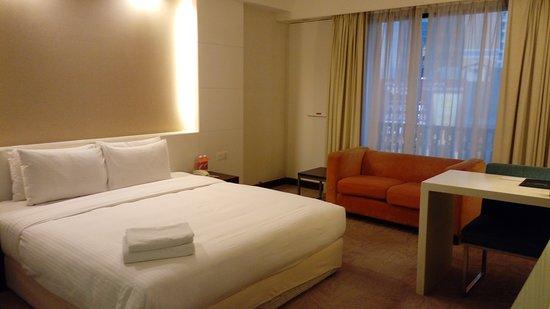 Хороший отель и местораположение