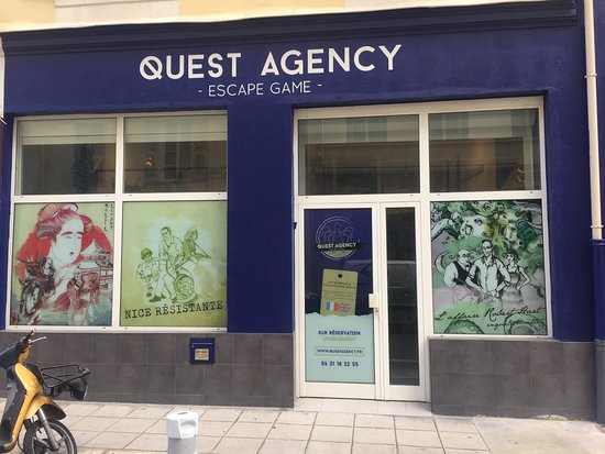 ‪Quest Agency‬