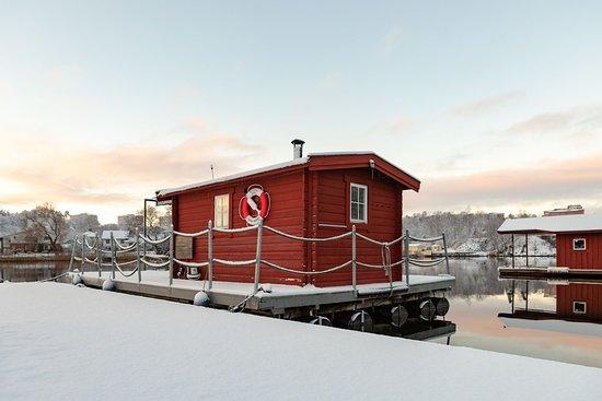 Danderyd, Swedia: Välkommen ombord