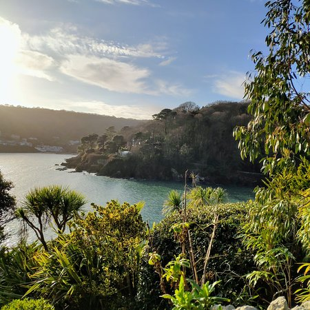East Allington, UK: Walking in Salcombe