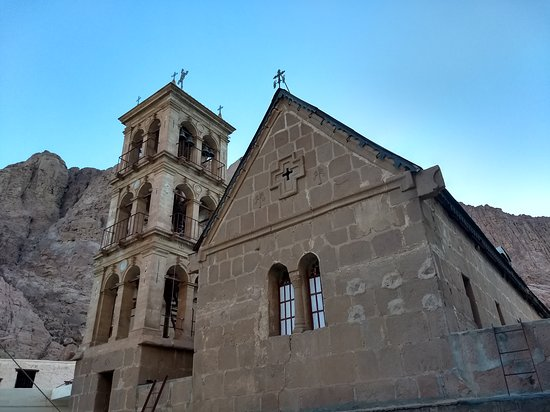 St. Catherine's Monastery Guesthouse: St Catherine's church