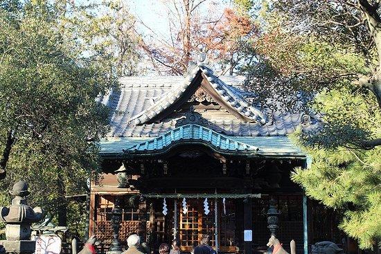 Mimeguri Shrine