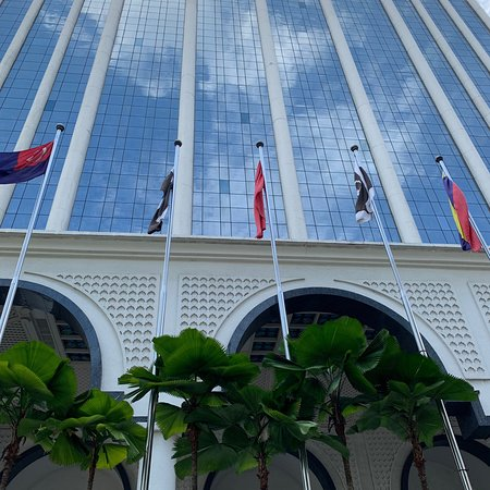 Outstanding service from the Istana hotel