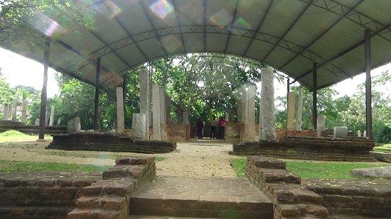 Ramba Viharaya: Two story image house