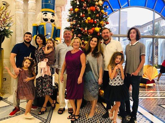 Great family X-Mas holidays!!!