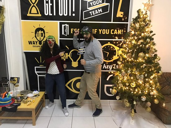 Way Out Escape Rooms