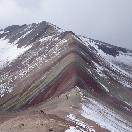 Full-Day Rainbow Mountain & Red Valley Small-Group Trek from Cusco Photo