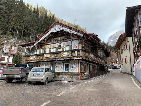 Bilde fra Hotel Cristallo