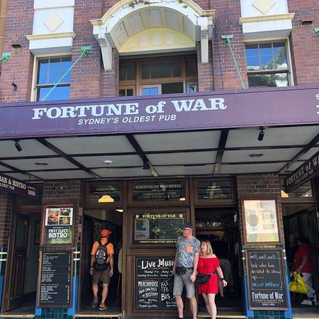 Sydney's Oldest Pub