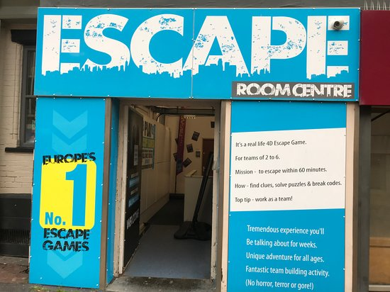 ‪Escape Room Centre‬