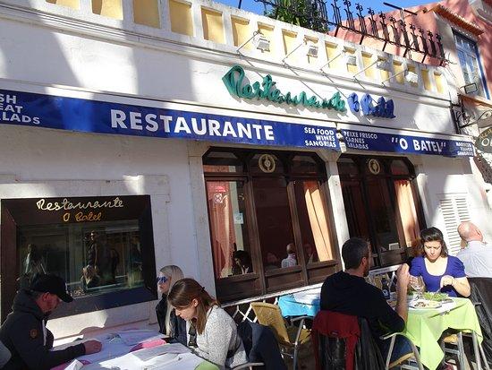 Restaurante O Batel: 店舗・テラス席