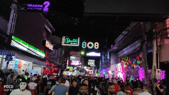 Walking Street Pattaya Foto