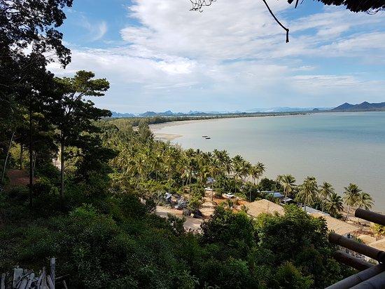 Ko Yao Yai, Thái Lan: Magnifique view point.