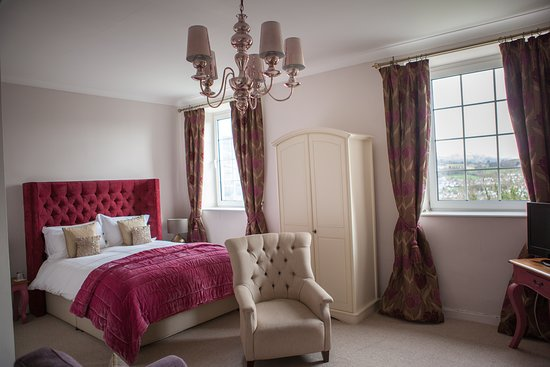 Llangattock, UK: Junior Suite Bedroom