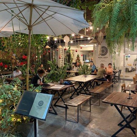 Asian Roots Restaurant