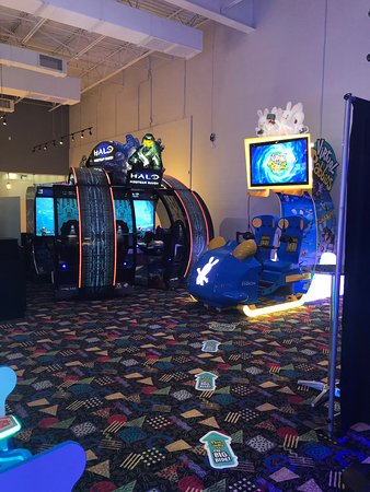 Laser Ops Extreme Gaming Arcade Tampa 2019 All You