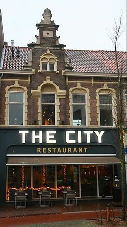 Restaurant The City