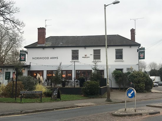 ‪The Norwood Arms‬
