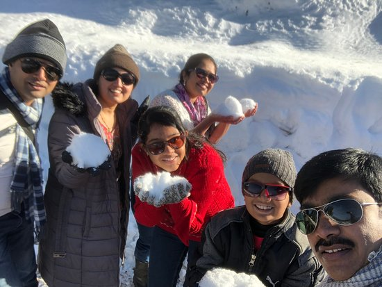 Colourful Indian Holidays: Our Group